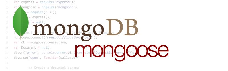 mongoMongoose