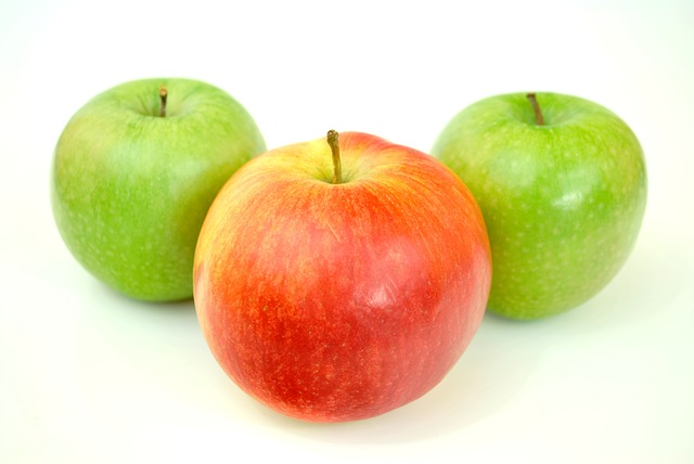 Apples for javascript charting terms